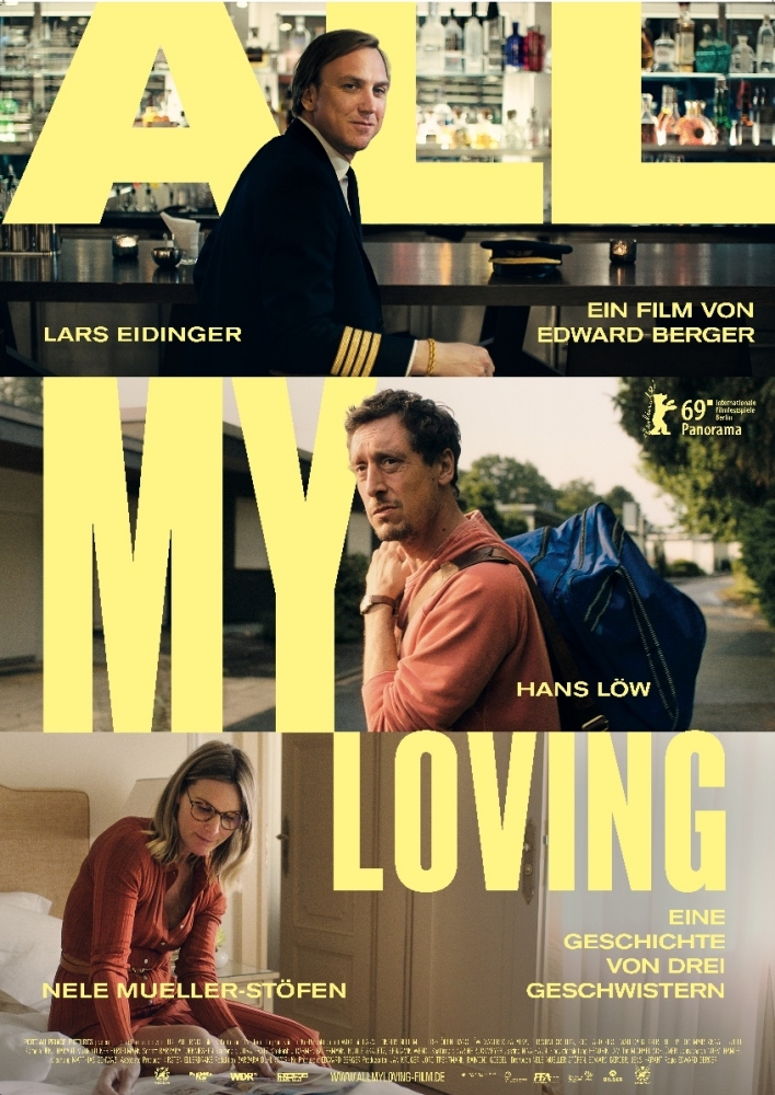 All My Loving - Filmplakat