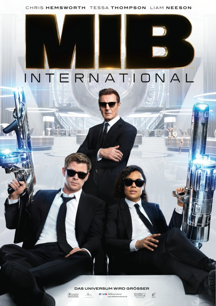 Men In Black: International - Filmplakat