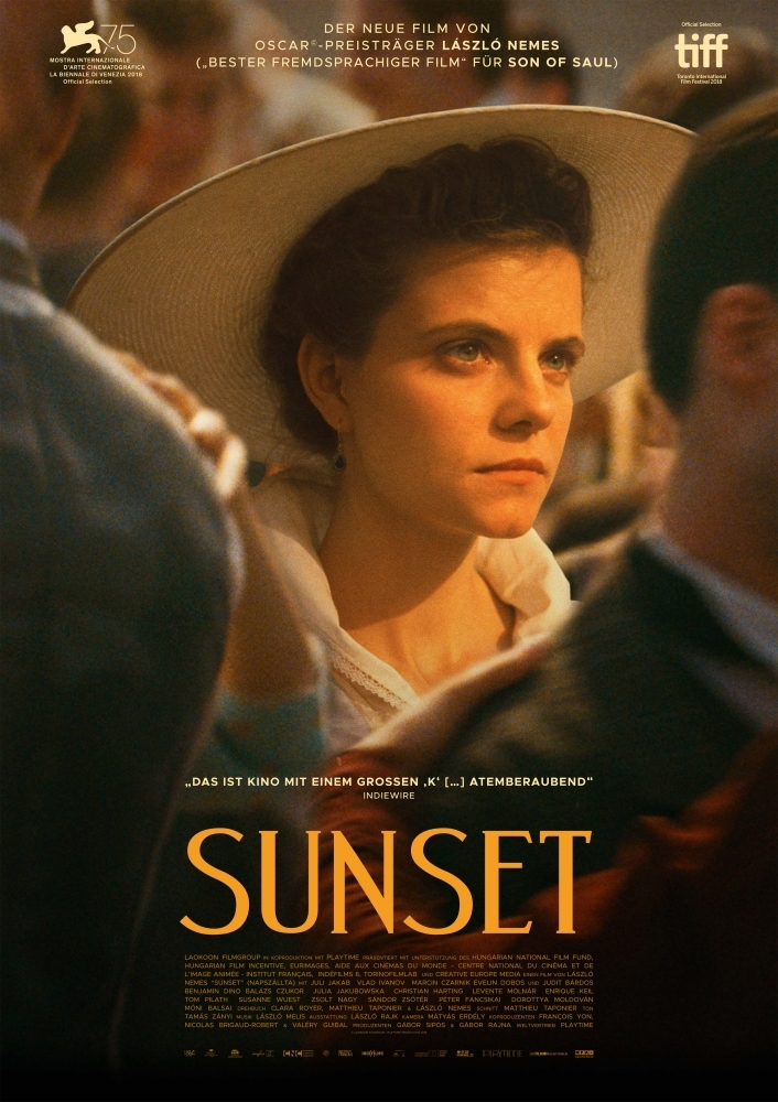 Sunset - Filmplakat