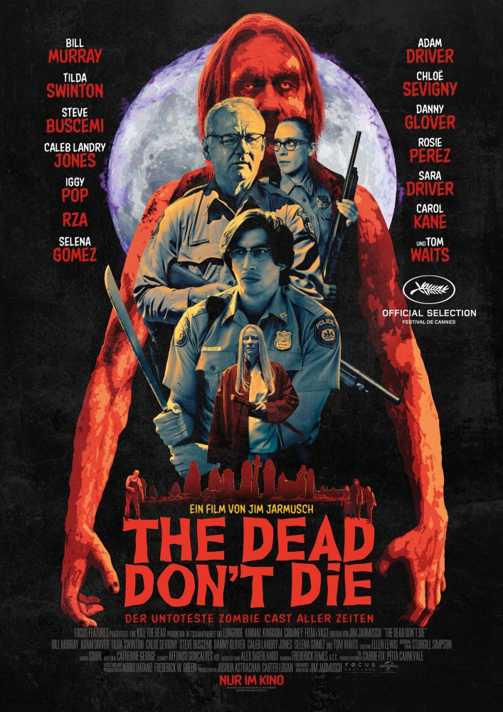 The Dead Don't Die - Filmplakat