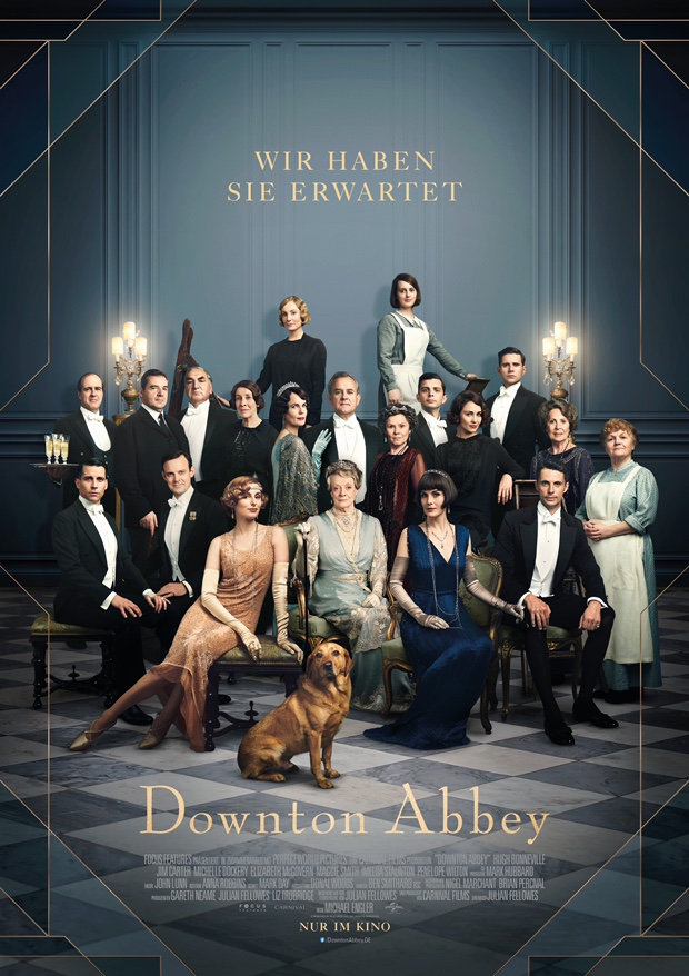 Downton Abbey - Filmplakat