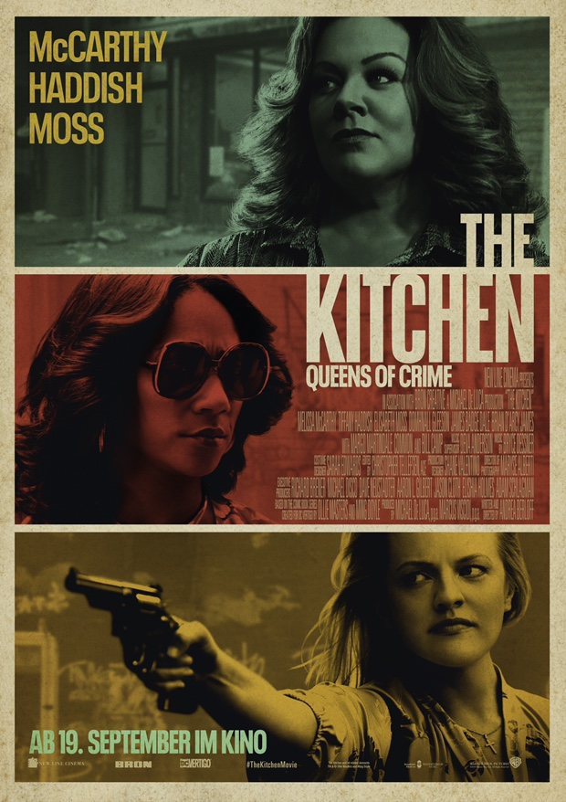 The Kitchen: Queens of Crime - Filmplakat