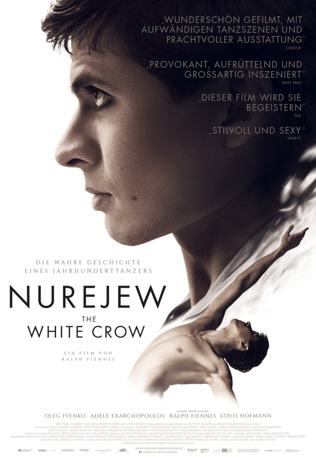 Nurejew - The White Crow - Filmplakat