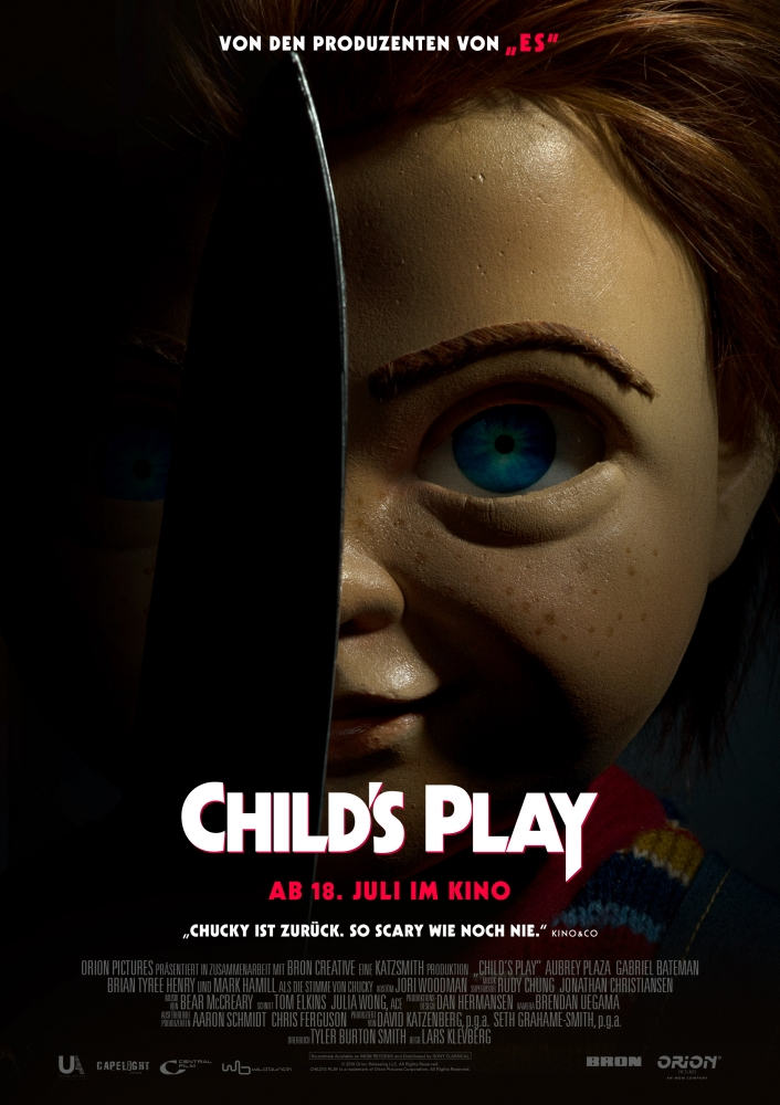 Childs Play - Filmplakat