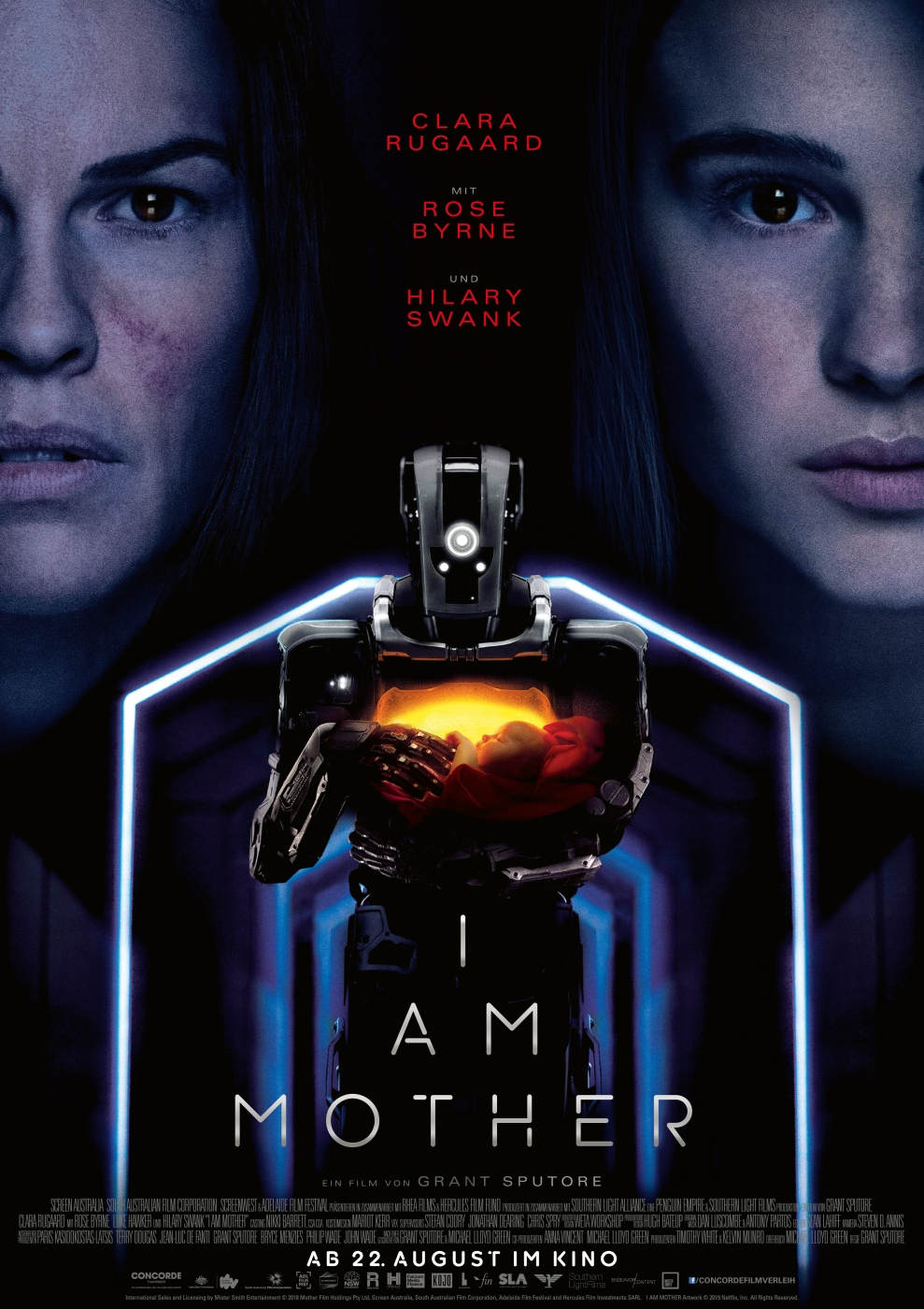 I Am Mother - Filmplakat