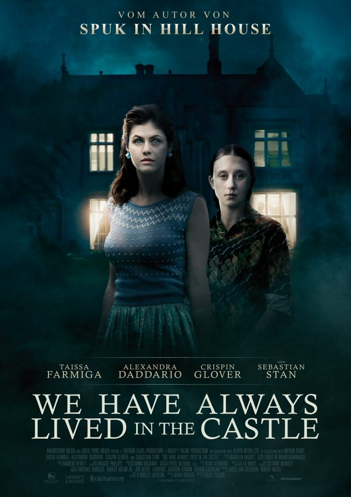 We have always lived in the Castle - Filmplakat