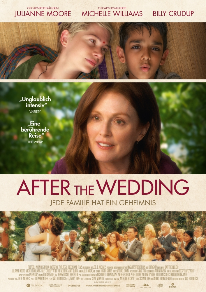 After the Wedding - Filmplakat