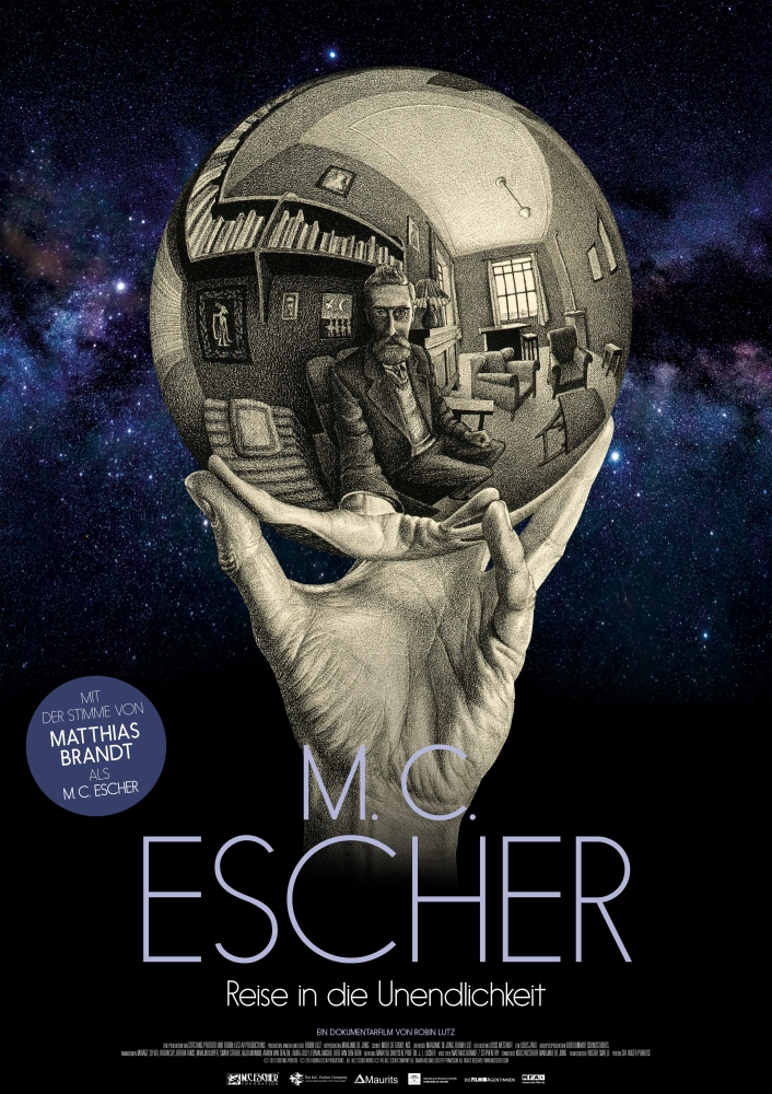MC Escher - Filmplakat