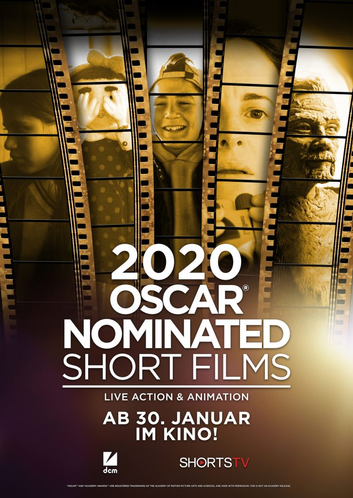 Oscar Nominated Shorts - Filmplakat