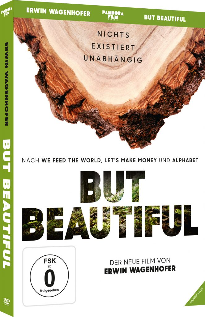 But Beautiful - DVD Packshot