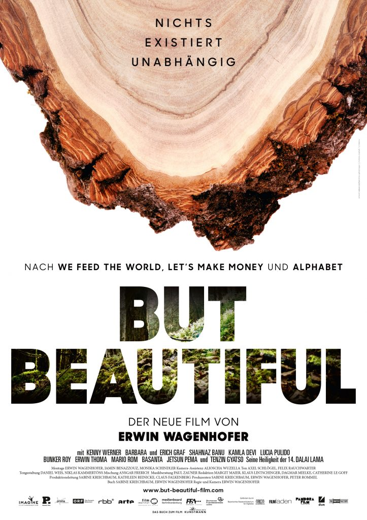 But Beautiful - Filmplakat