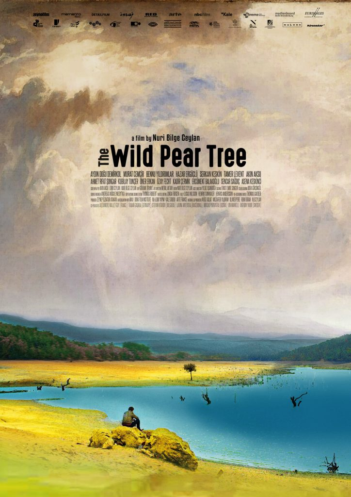 The Wild Pear Tree - Filmplakat