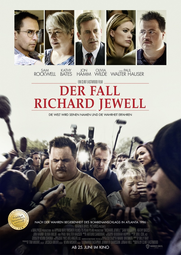 Der Fall Richard Jewell - Filmplakat