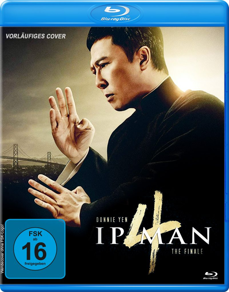 Ip Man 4: The Finale - Blu-ray Packshot