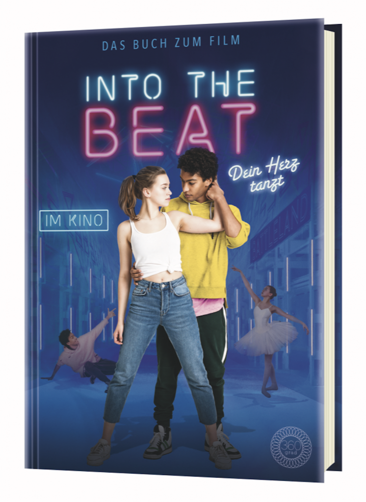 Into the Beat - Book Cover