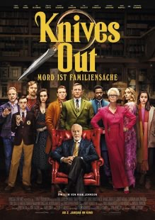 Knives Out - Filmplakat