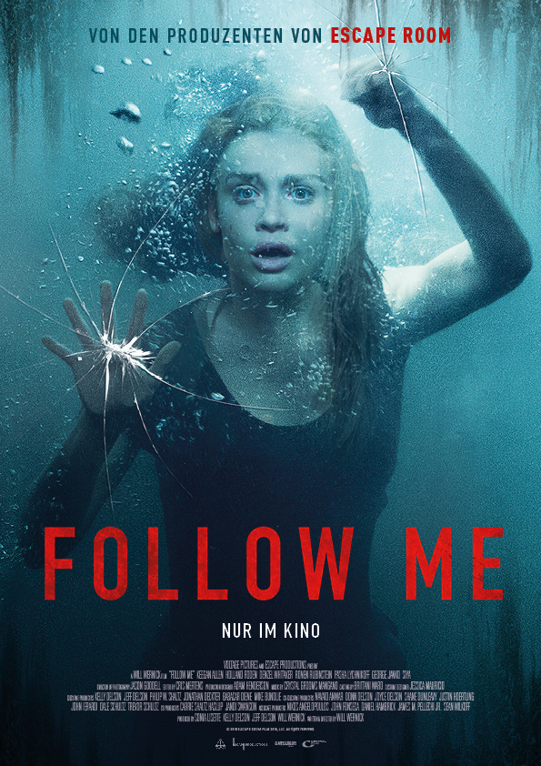 Follow Me - Filmplakat