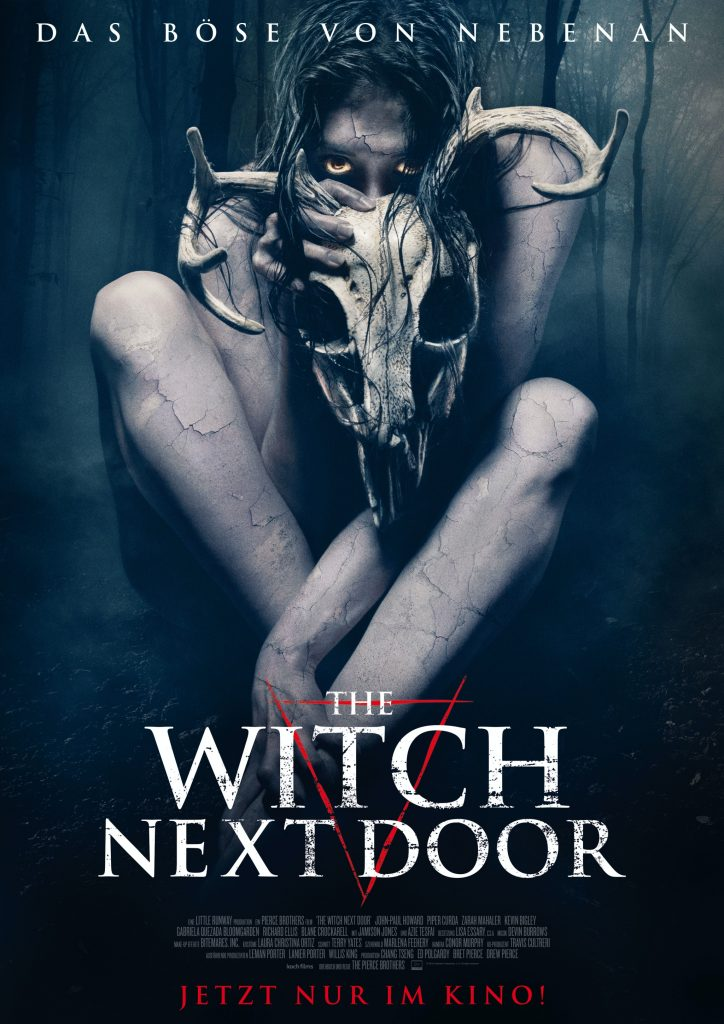 The Witch Next Door - Filmplakat