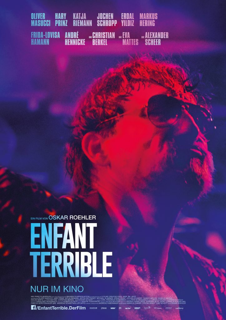 Enfant Terrible - Filmplakat