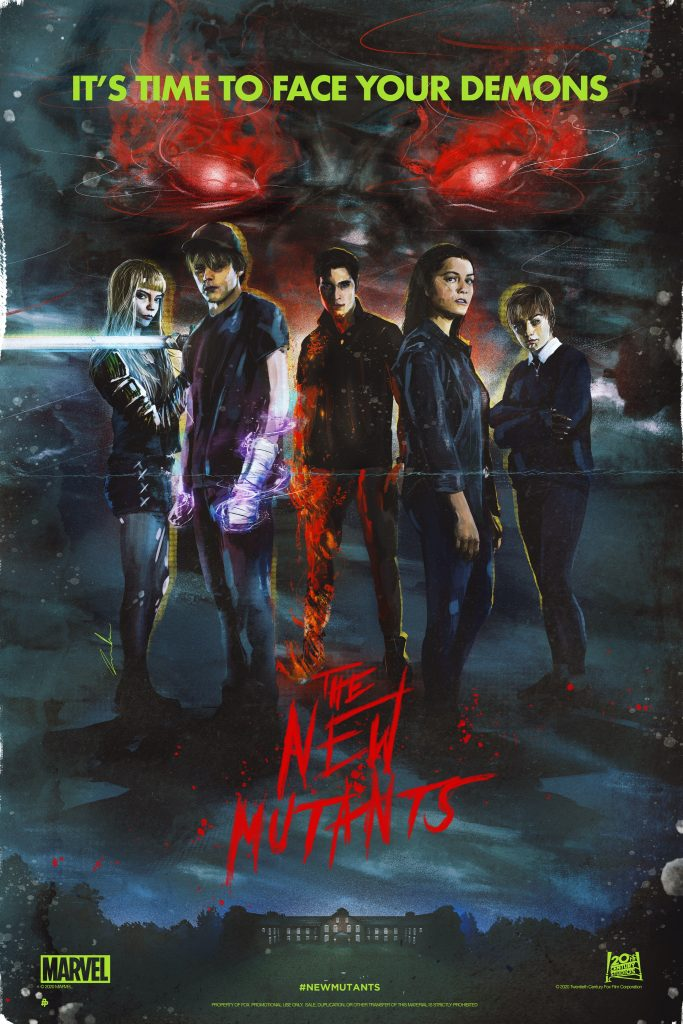 The New Mutants - Filmplakat
