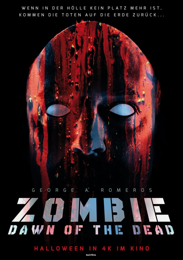 Zombie - Dawn of the Dead - Filmplakat